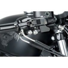 Front Support Kit For Puig Turn Signals - Harley Davidson - SPORTSTER 883 IRON