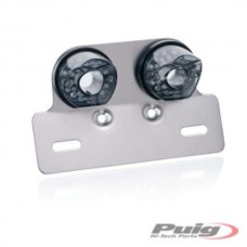 Stop Light With Aluminium Base - UNIVERSAL - 6388