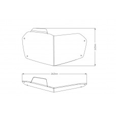 Headlight Protector - BMW - F850GS ADVENTURE