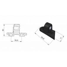 Back Mirror Adapters - Ducati