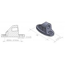 Back Mirror Adapters - Honda