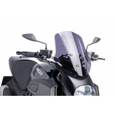 Plexi Naked New Generation - Ducati DIAVEL 2011-2013