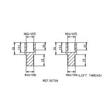 Adaptadores retrovisores